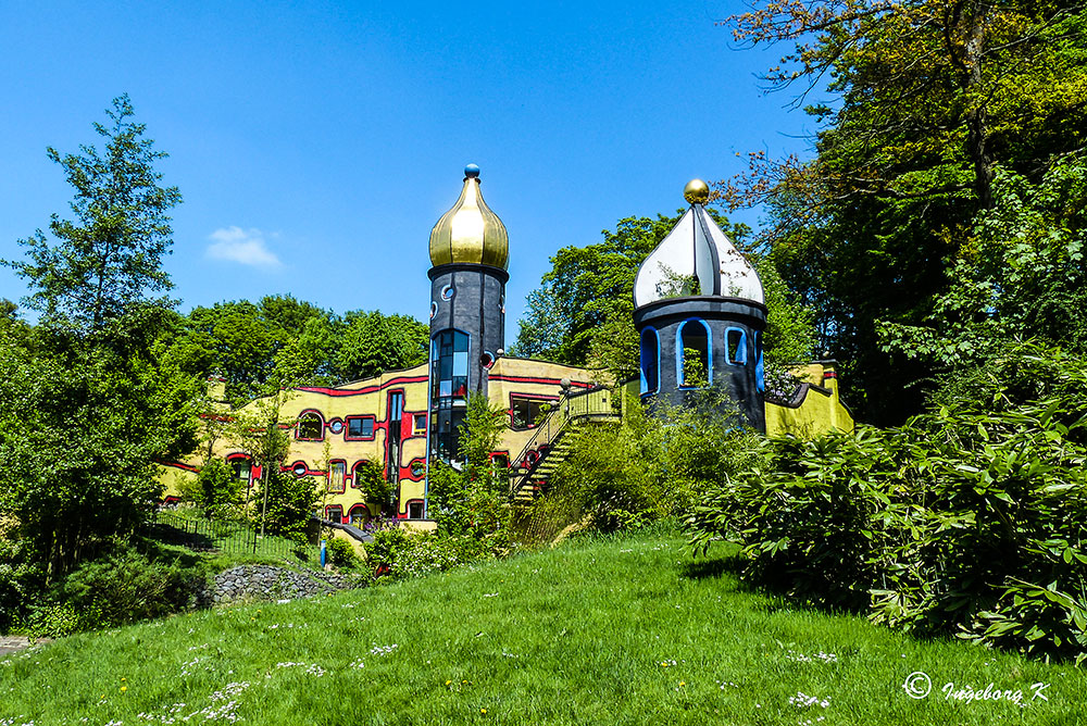 Gruga - Essen - Hundertwasserhaus