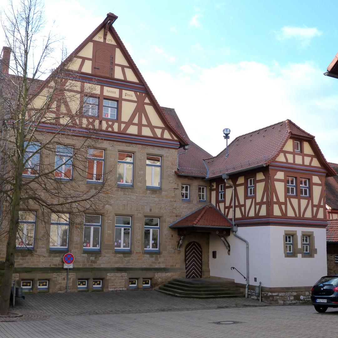 Grundschule zu Gochsheim