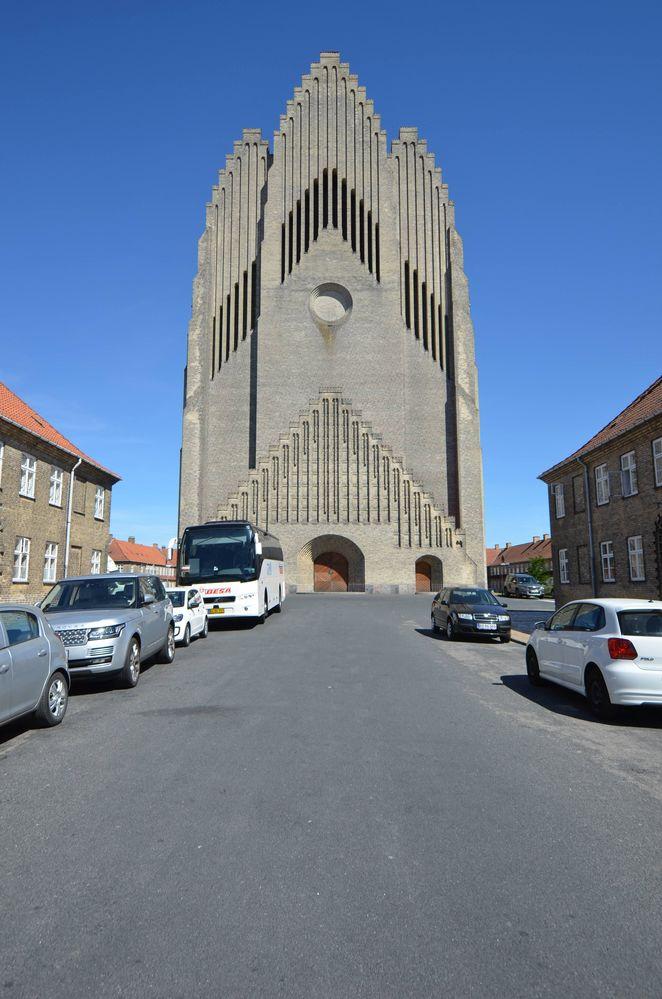 Grundvigkirche Kopenhagen