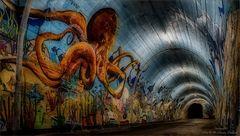 Grunert Tunnel in Essen