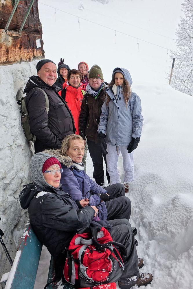 Gruppe zur Bühlalpe Höfle19