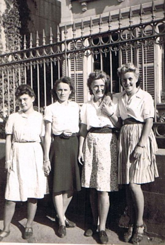 Gruppenbild um 1935 (1)