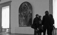 Gruppo...in interno (Palazzo ducale Urbino)