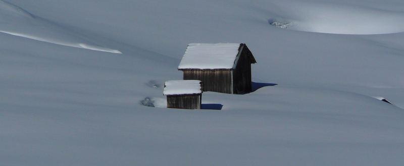 Gruss aus den Dolomiten.