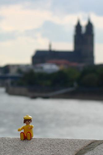 Gruß aus Magdeburg