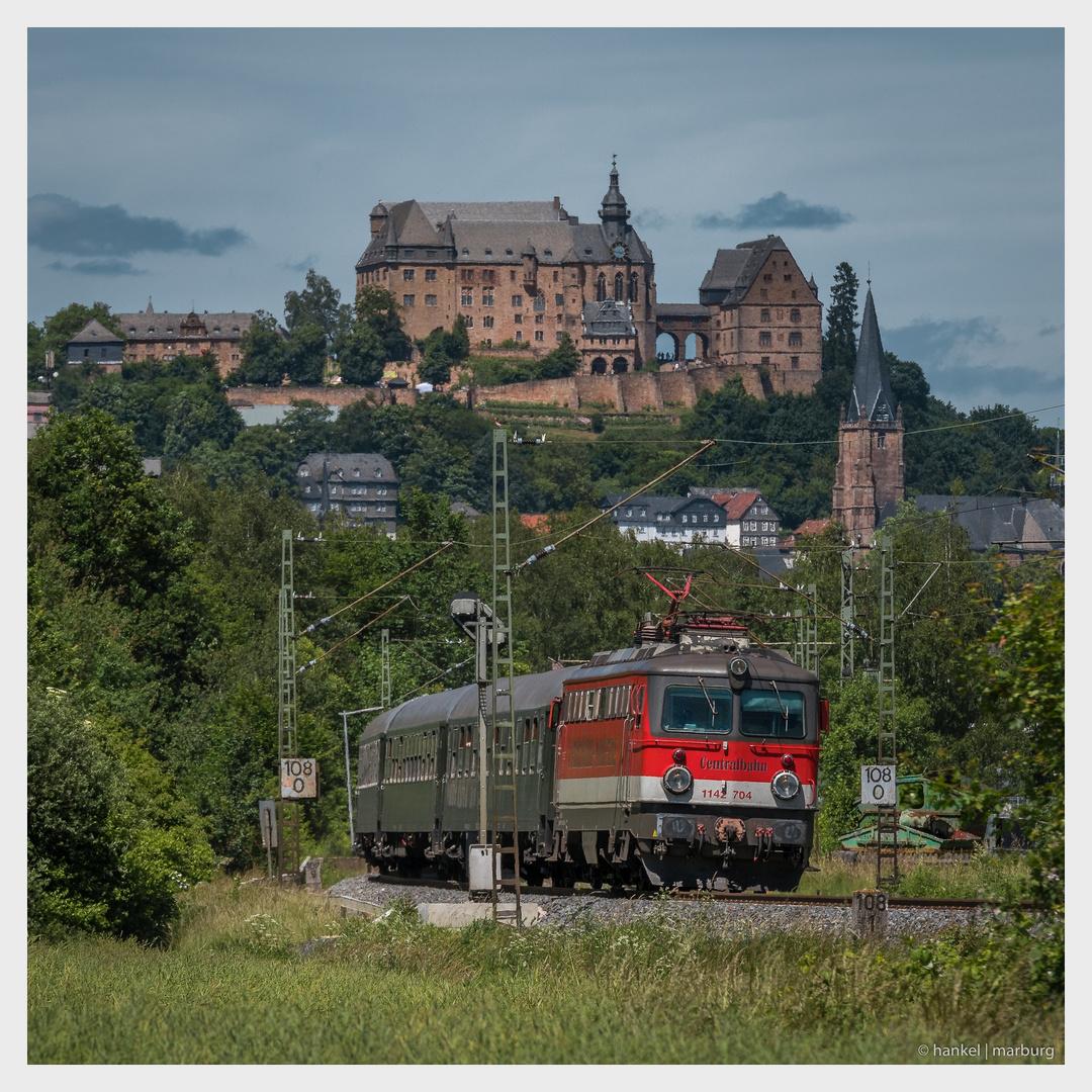 Gruß aus Marburg