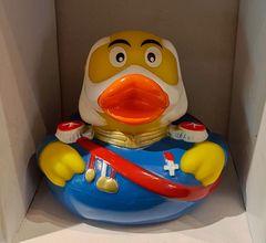 Gruß von der Kaiserente an die crazy ducks