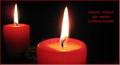 Gruß zum 2. Advent