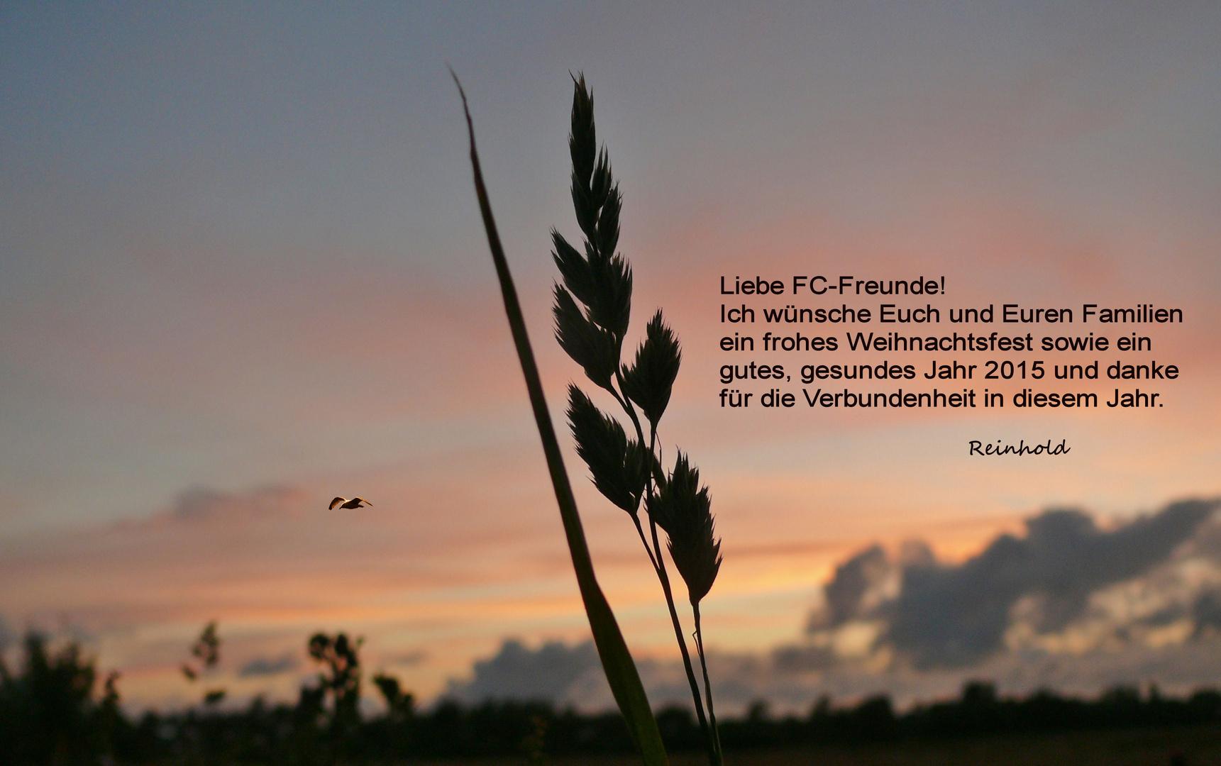Gruß zum Jahresende Foto & Bild | sonnenuntergänge, himmel ...
