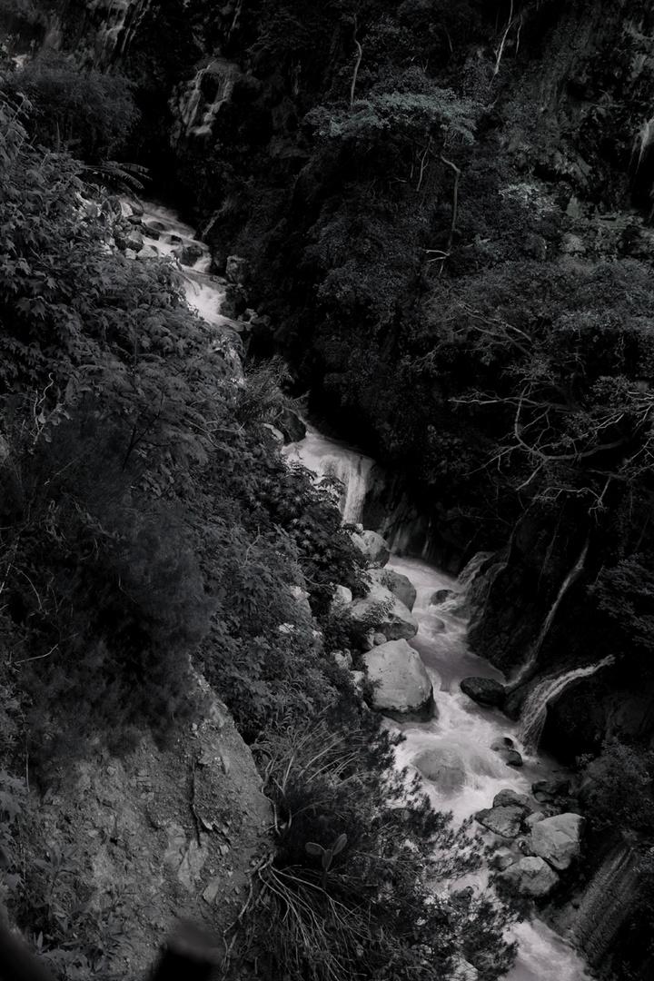 Grutas de Tonaltongo... Agua que nace de las entrañas del monte