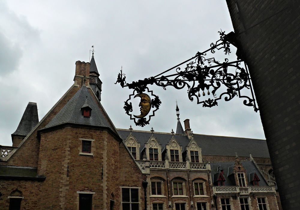 Gruuthusemuseum in Brugge
