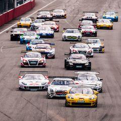GT Masters 2013 Hockenheim #4