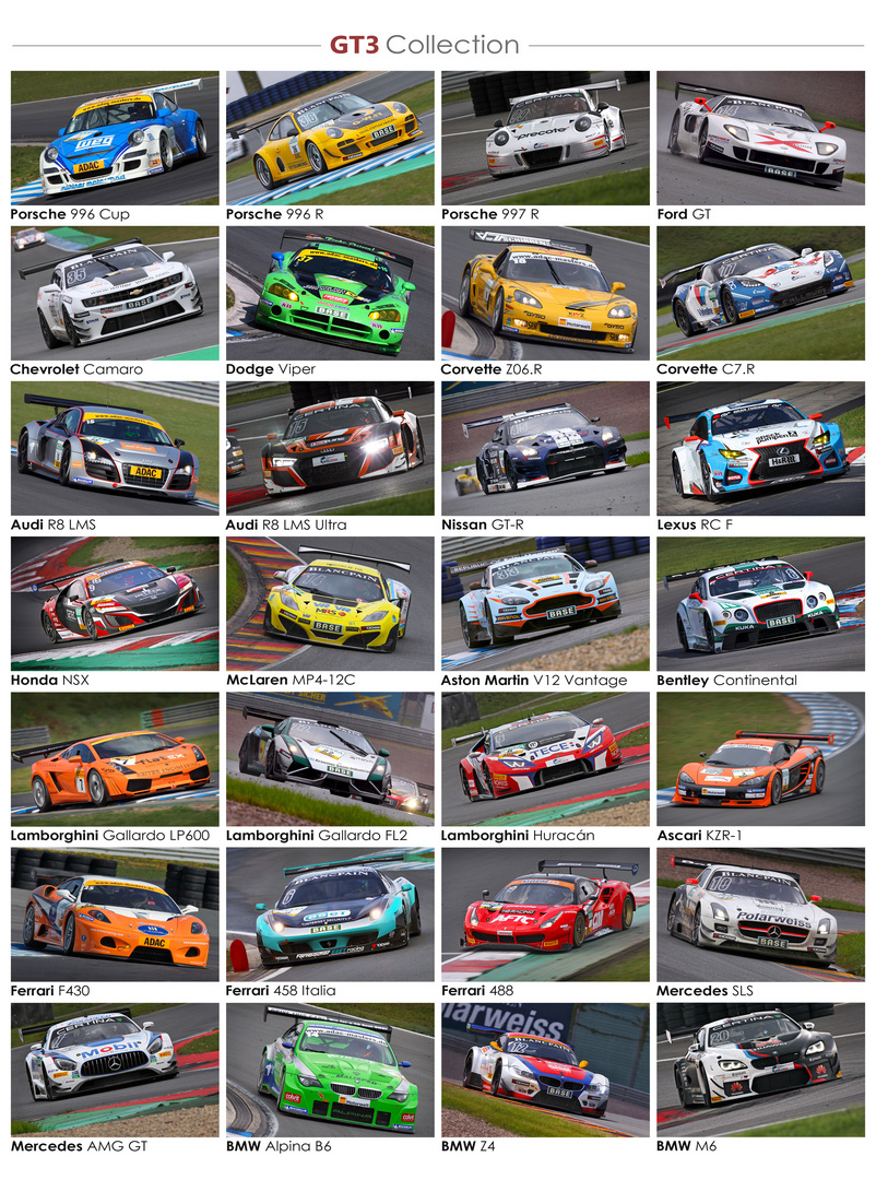 GT3Collection