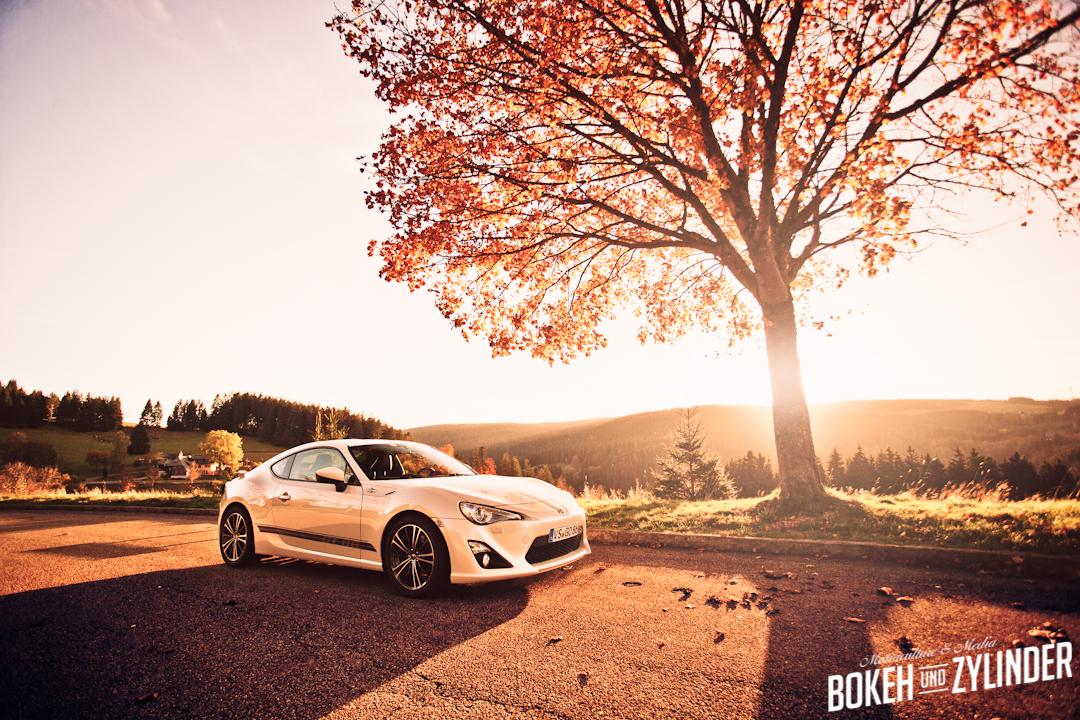 GT86 - Herbststimmung