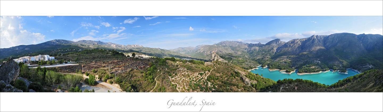Guadalest Panorama