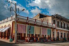 Guantánamo city downtown