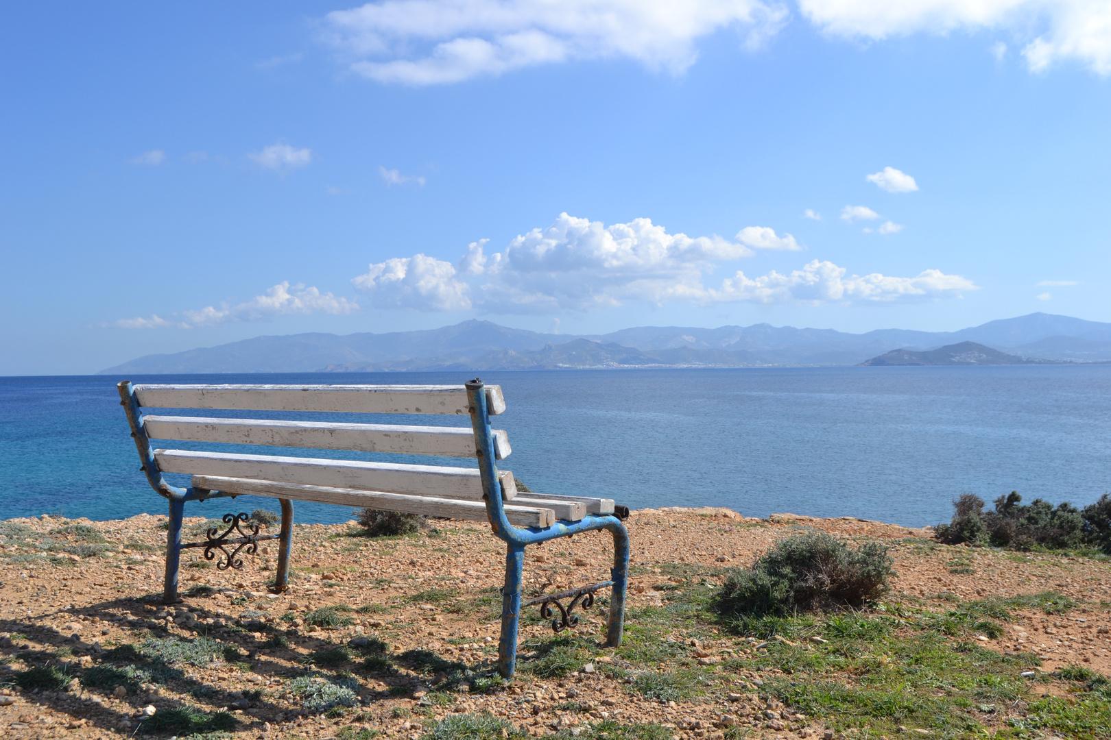 Guardando Naxos