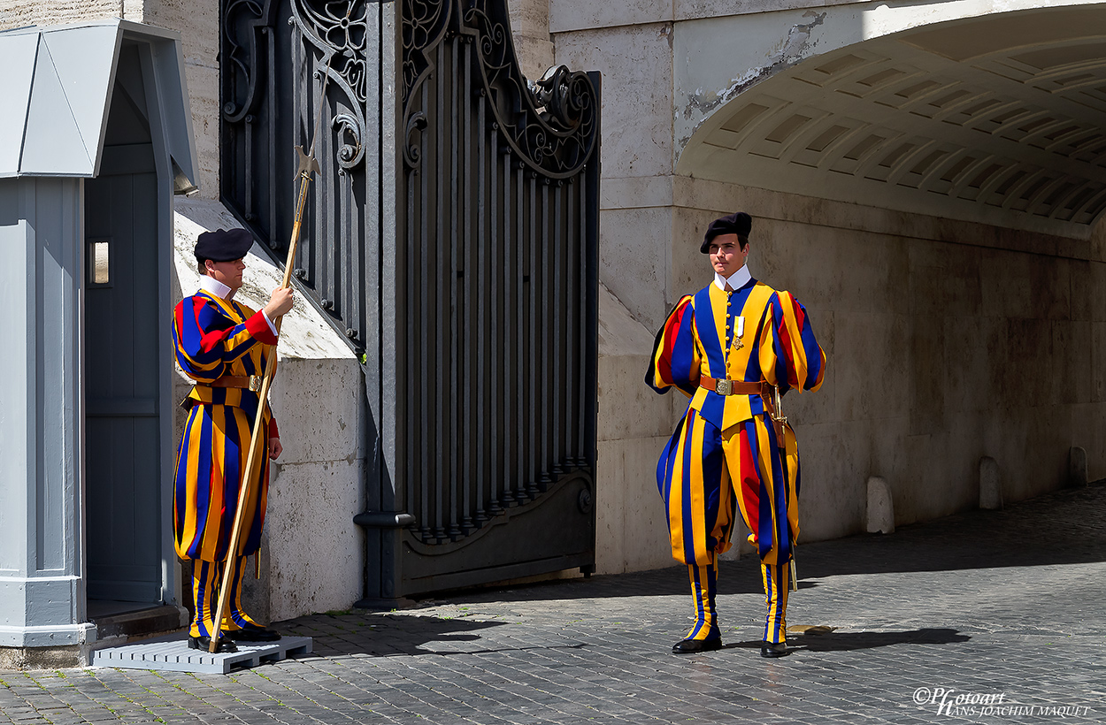 Guardia Svizzera Pontificia