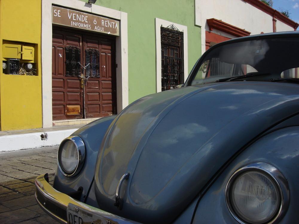 Guatemala auf der Straße
