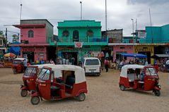 Guatemaltekische Strassenkreuzer