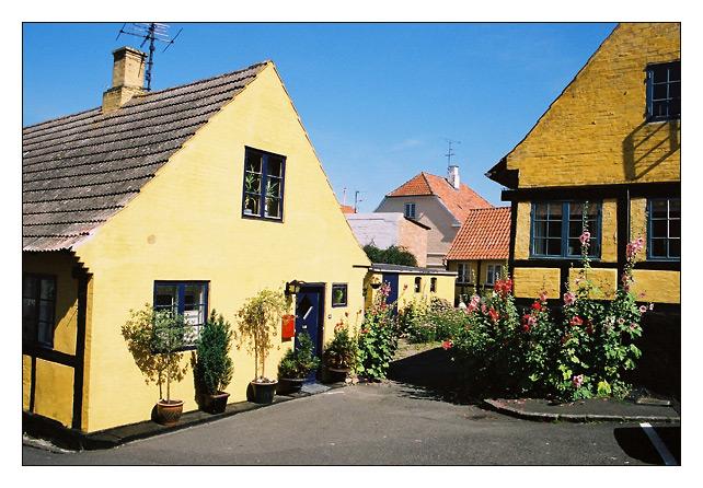 Gudhjem, Bornholm/DK