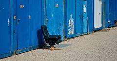 Günni macht blau. :-)