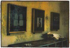 Günther Wilhelm, Rauminstallation 2000 by Weidner-Fuechsle