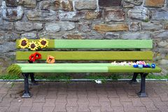 Guerilla Knitting Ruhrort 4