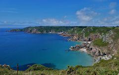 Guernsey ein Stück Westküste