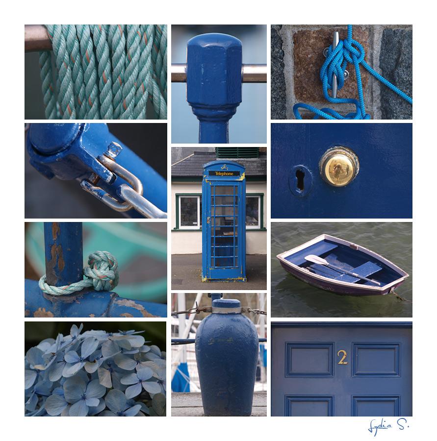 ...Guernsey ist blau...