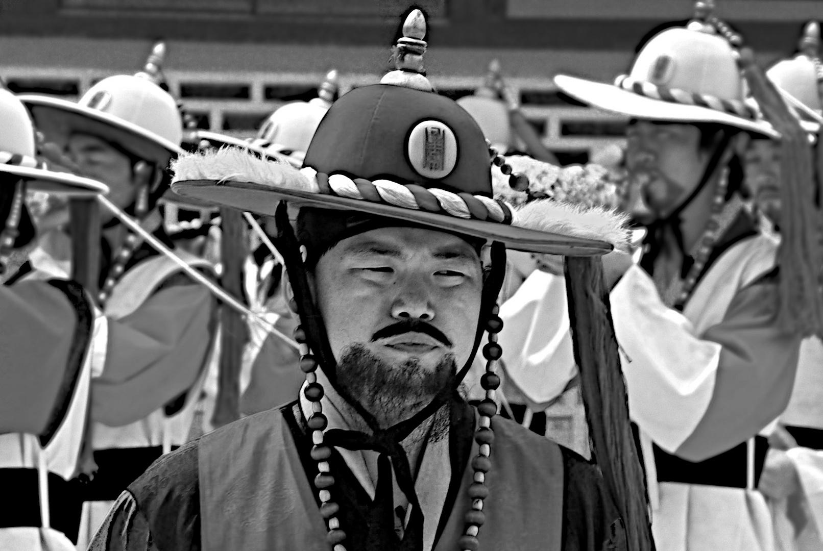 Guerrier Coréen