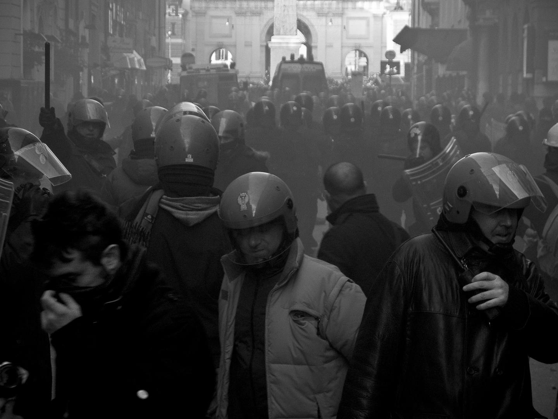 guerriglia urbana