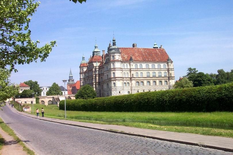 Güstrower Renaissanceschloss