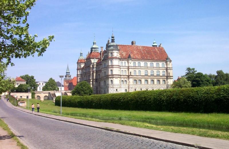 Güstrower Renaissanceschloss bearbeitet