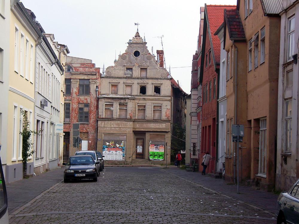 Güstrower Stadtbild