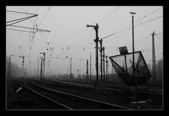 - Güterbahnhof -