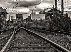 Güterbahnhof Dortmund