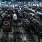 Güterbahnhof in Hagen Vorhalle ...