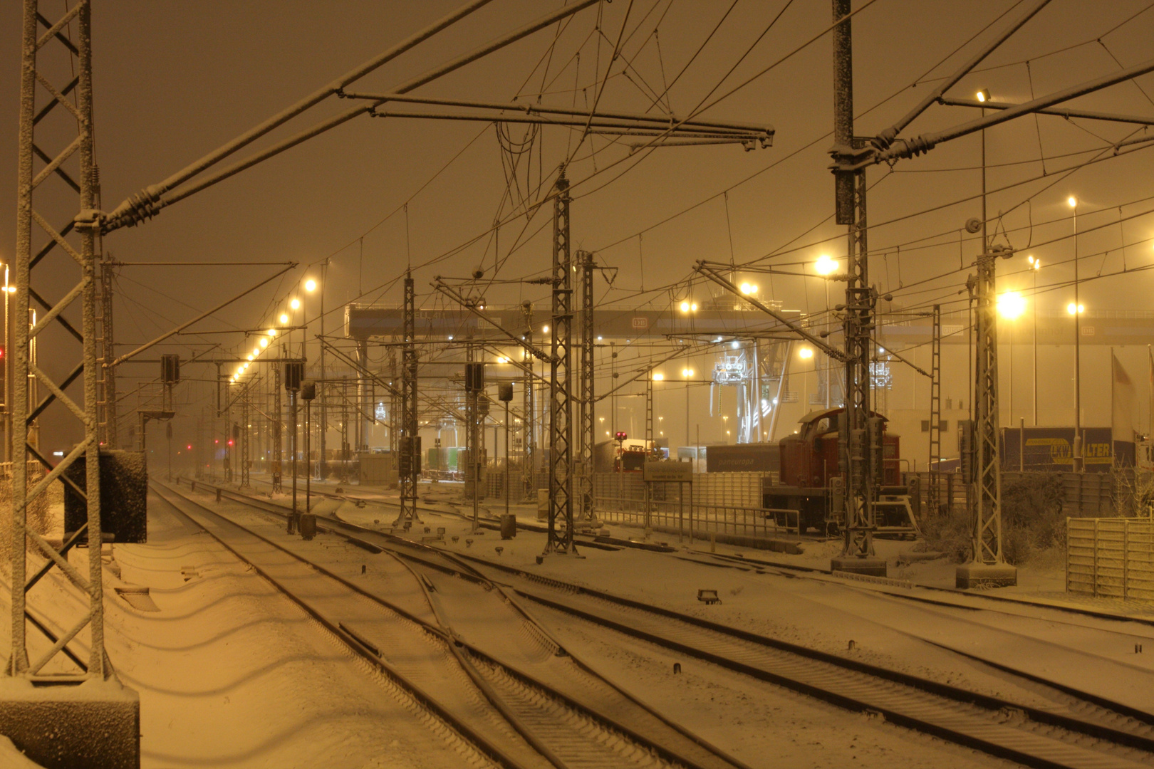 Güterbahnhof Moorfleet