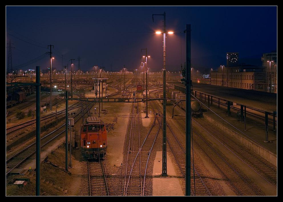 Güterbahnhof Muttenz