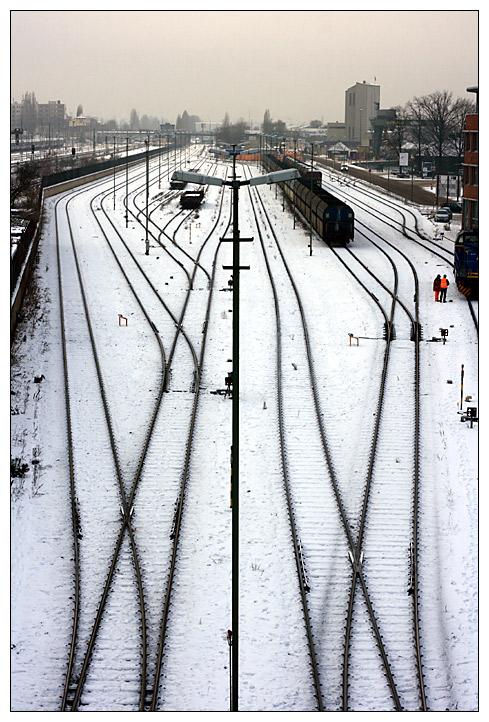 Güterbahnhof Westhafen