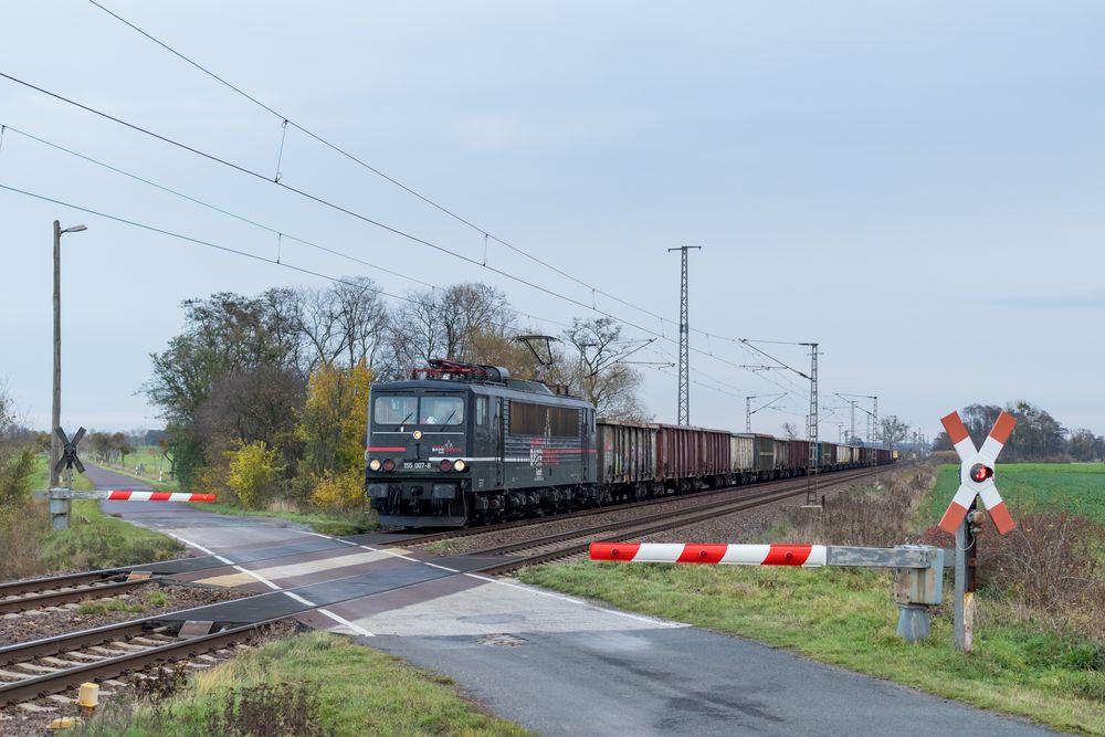 Güterglück, 155 007-8