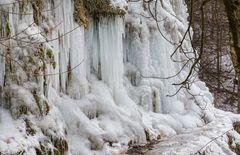 Gütersteiner Wasserfall....