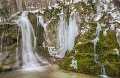Gütersteiner Wasserfall..