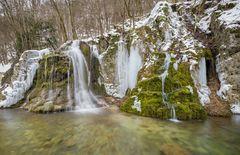 Gütersteiner Wasserfall.