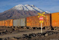 Ausländische Bahn