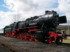 Güterzugdampflok 528012