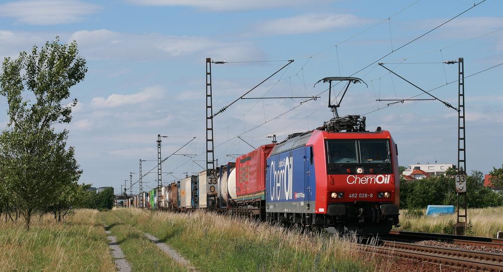 Güterzugdröhnung