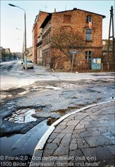 Gützkower Ecke Pestalozzi Straße 1992
