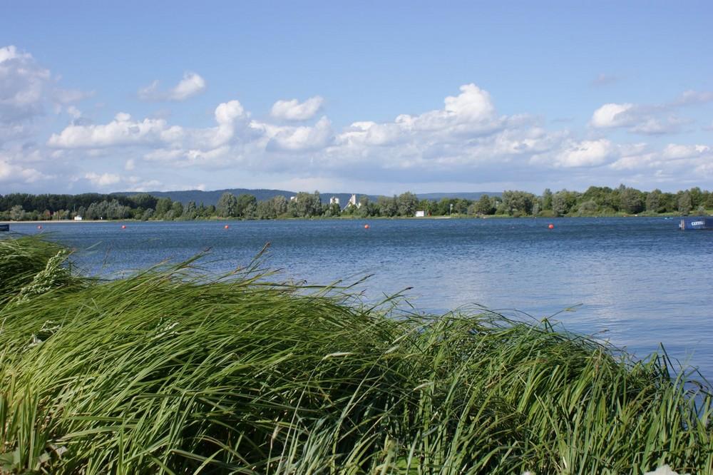 Wassertemperatur Guggenberger See
